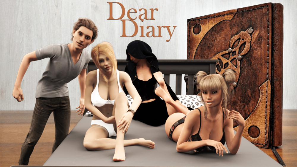 Dear Diary - Version 0.1.4.1 image