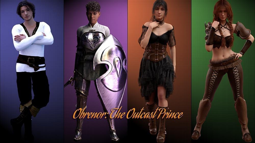 Obrenor: The Outcast Prince – Version 0.4.0b image