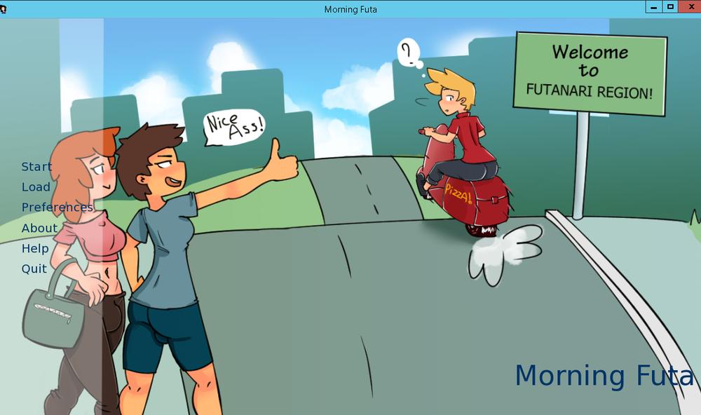 Morning Futa – Version 0.1.7 image