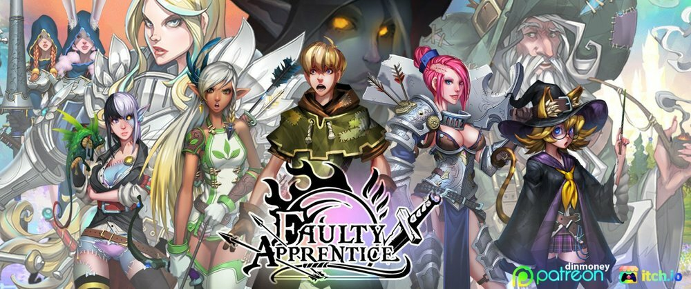 Faulty Apprentice - Version 0.2.1 image