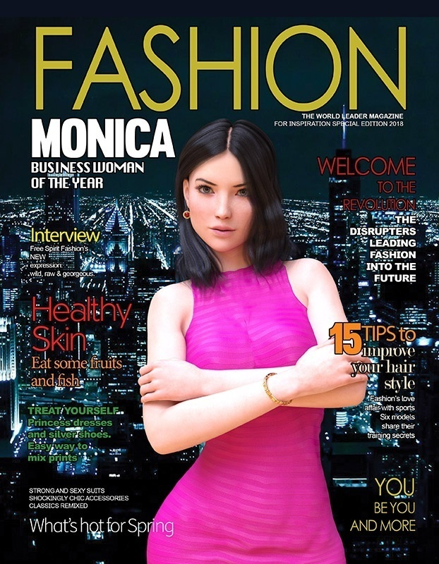 Fashion Business: Monica's Adventures – EP1 – Completed image