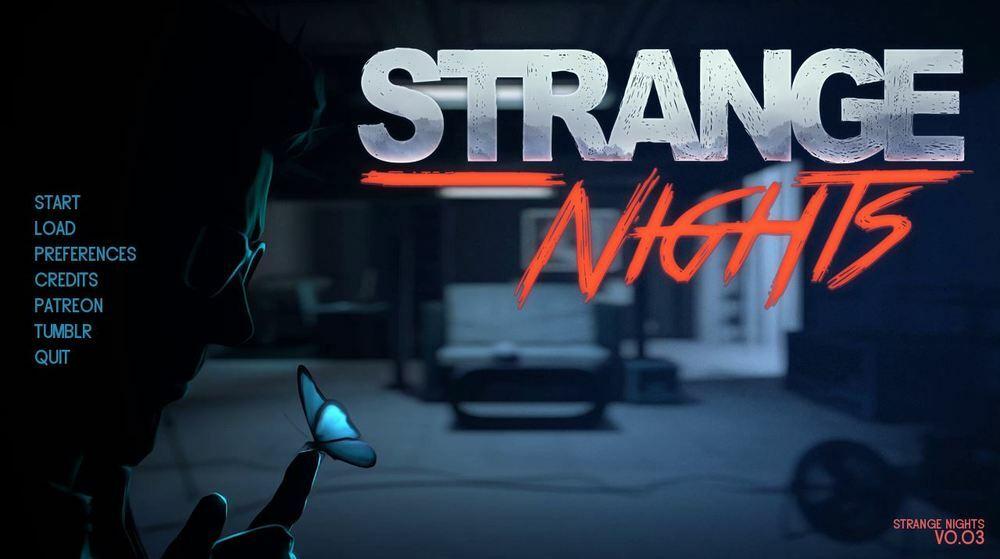 Strange Nights – Version 0.07 image