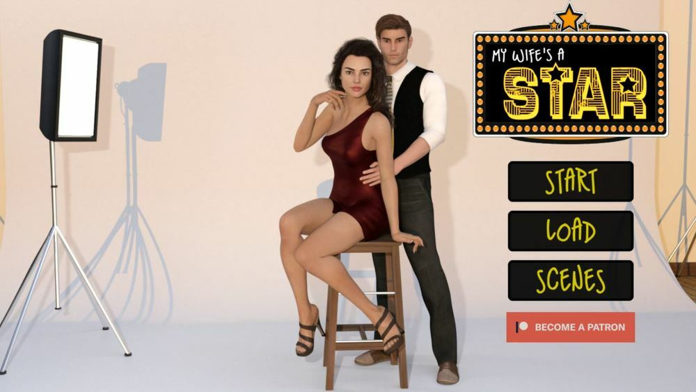 My Wife's a Star is a game about a couple who are both in the show  business. The fiance is a talent manager, while the fiancee is a celebrity.