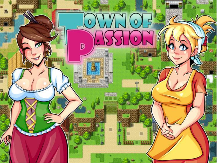 Town of Passion - Version 1.0.1 image