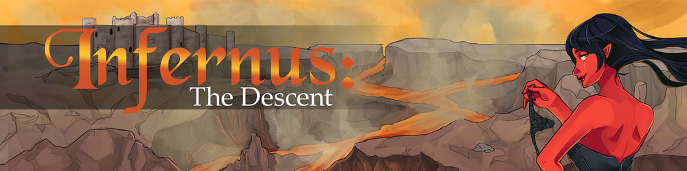 Infernus: The Descent – Version 0.0.4.1 image