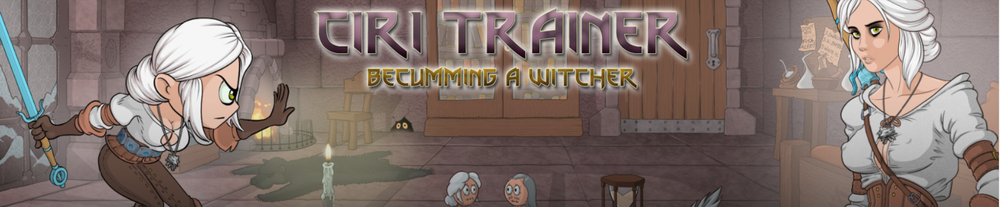 Ciri Trainer – Ch4 Version 0.75 image