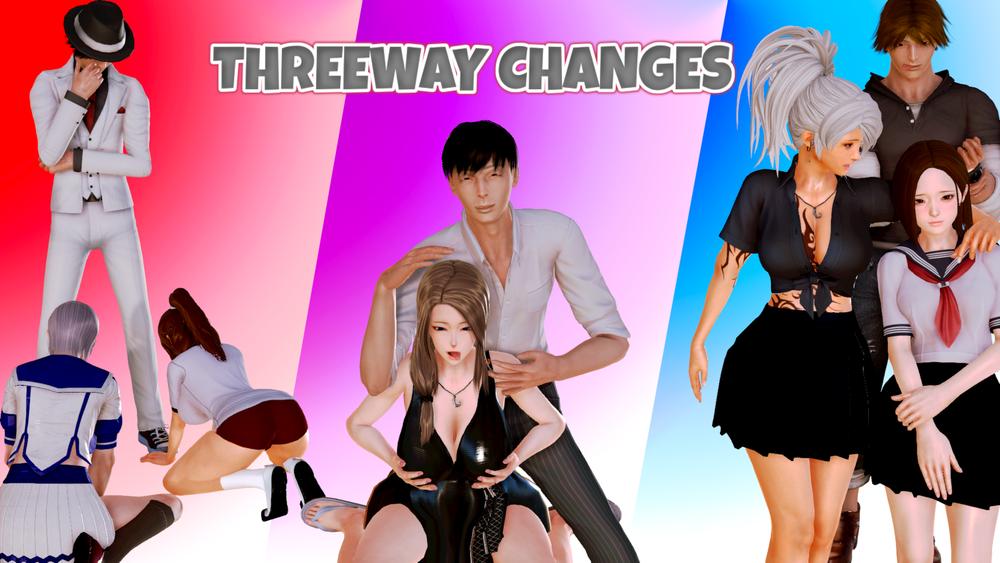 Threeway Changes – Version 0.2c image