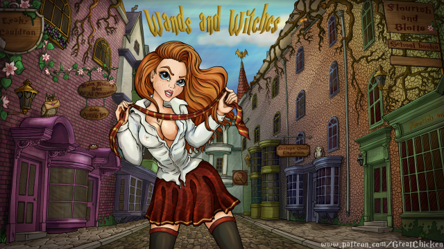 Wands and Witches - Version 0.91 image