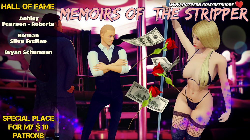 Memoirs Of The Stripper - Part 1 Full image