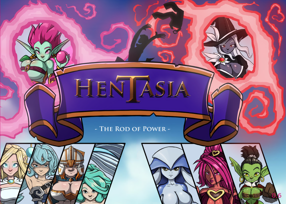 Hentasia – The Rod of Power – Version 0.83 image
