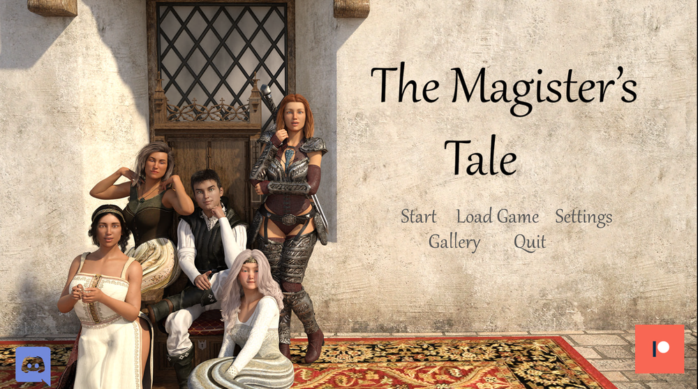 The Magister's Tale - Chapter 1 Extra Content image