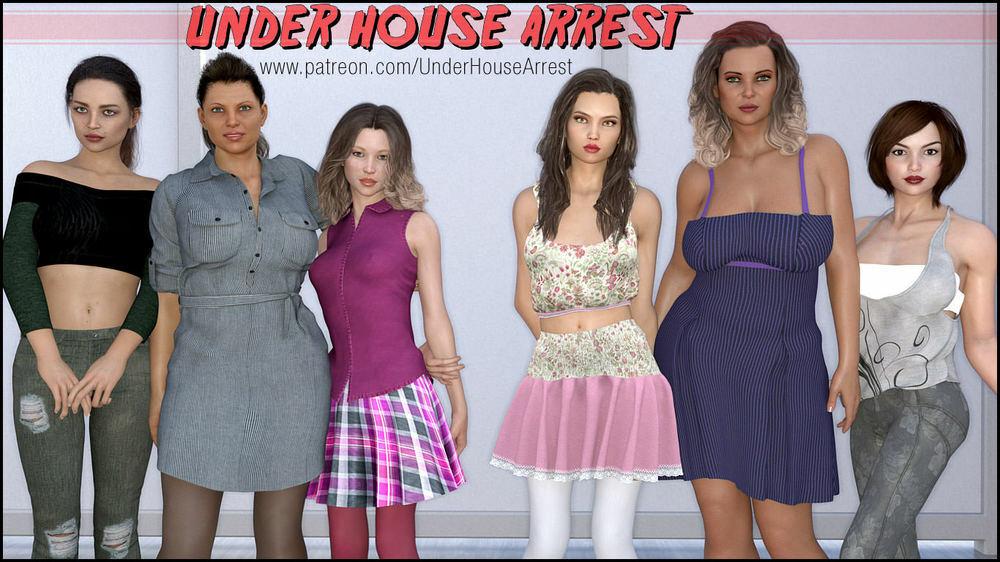 Under House Arrest – Version 0.6.1R image