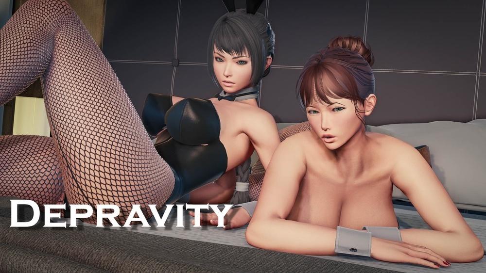Surprise babe threesome porn