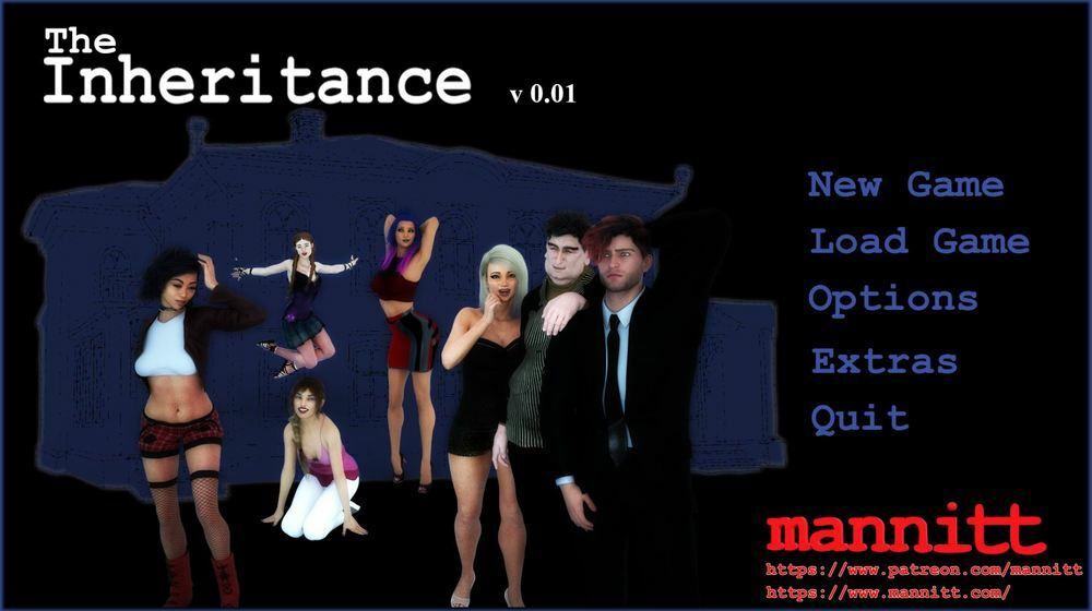 The Inheritance - Version 0.04 image