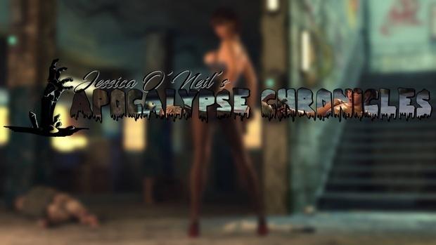 Jessica O'Neil's Apocalypse Chronicles – Chapter 2 image