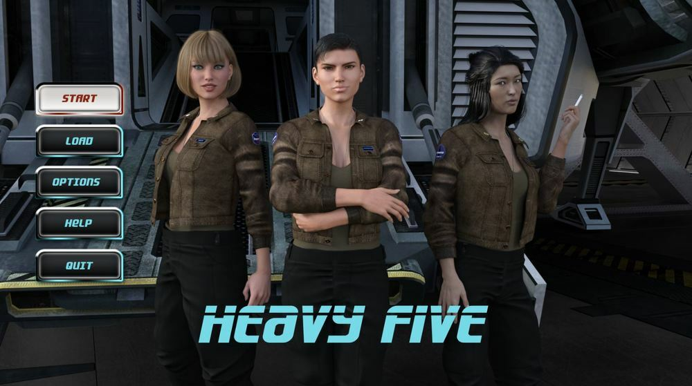 Heavy Five – Chapter 3 Remastered image