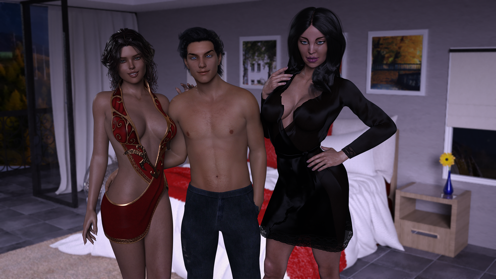 Lust Ascension Story – Version 0.2a image
