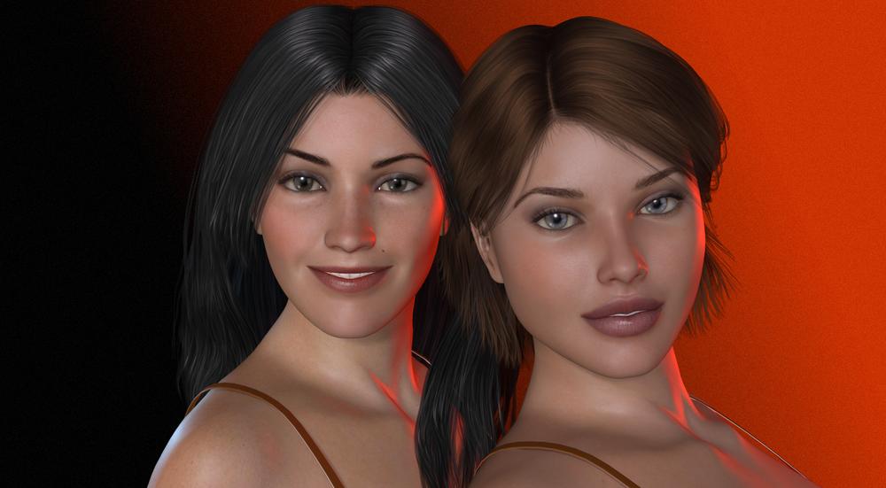 Rachel Meets Ariane – Final Version image