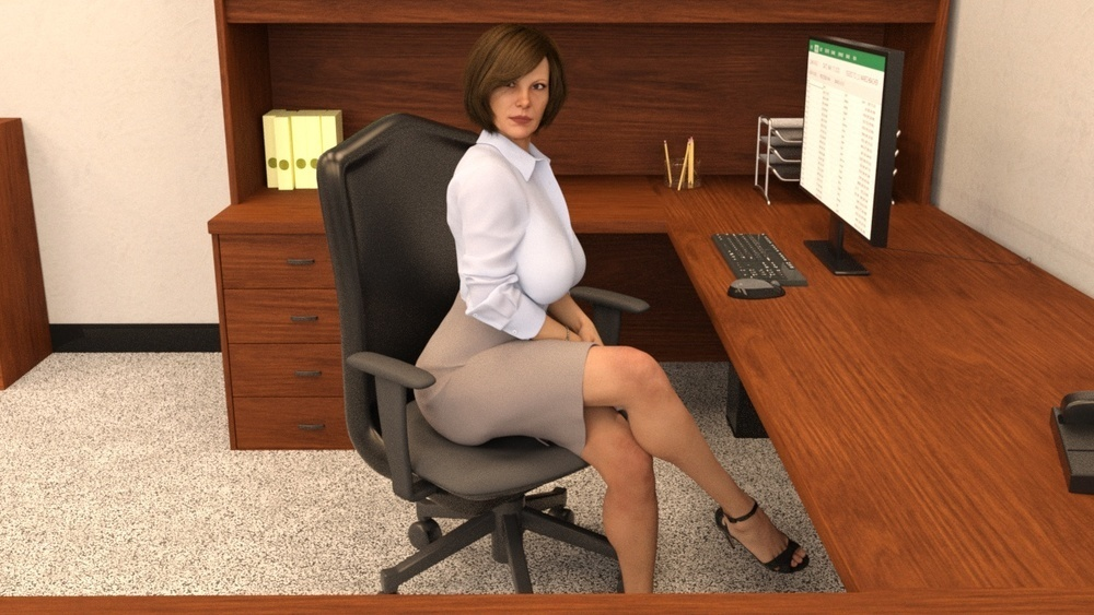 Work Overtime With My Boss – Version 1.0 image