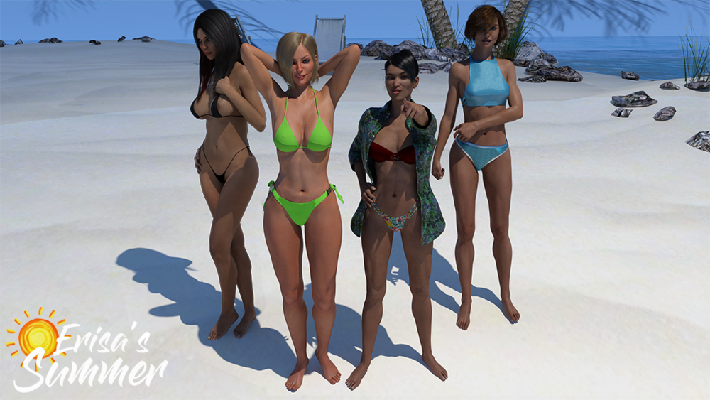 [Android] Erisa's Summer – Version 0.5.0 image