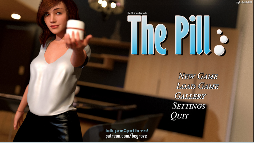 The Pill - Version 0.4.7 image
