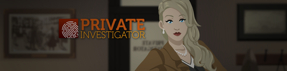 Private Investigator – Version 1.0 – Completed image