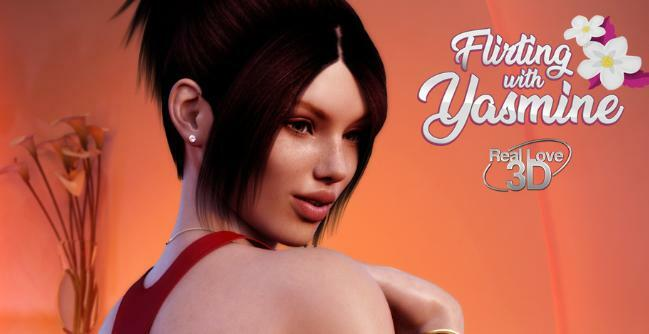 Flirting with Yasmine – Version 0.0.1 image