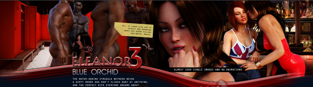 Eleanor 3: Blue Orchid – Version 1.0.2 image