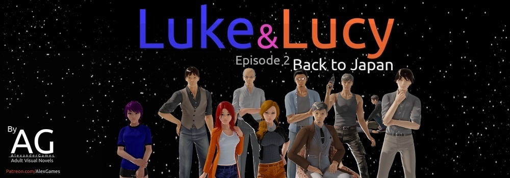 Luke and Lucy - Ep. 2 Version 0.4 image