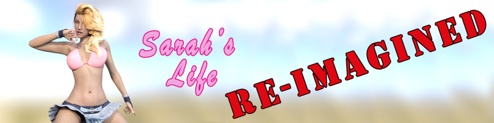 Sarah's Life: Re-Imagined – Version 1.0 image