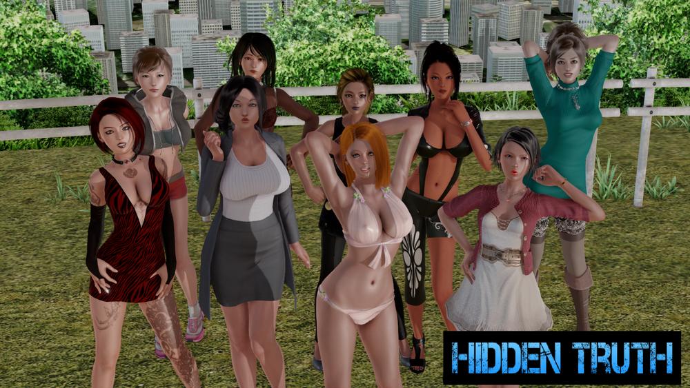 Hidden Truth – Version 0.22 image
