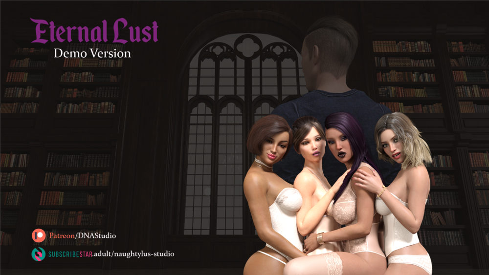 Eternal Lust – Version 0.2.1 image