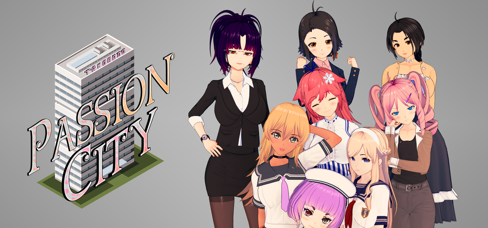Passion City - Version 1.5.1 image