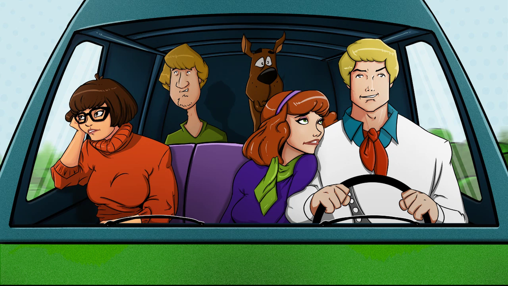 Scooby-Doo: Velma's Nightmare – Chapter 1 image