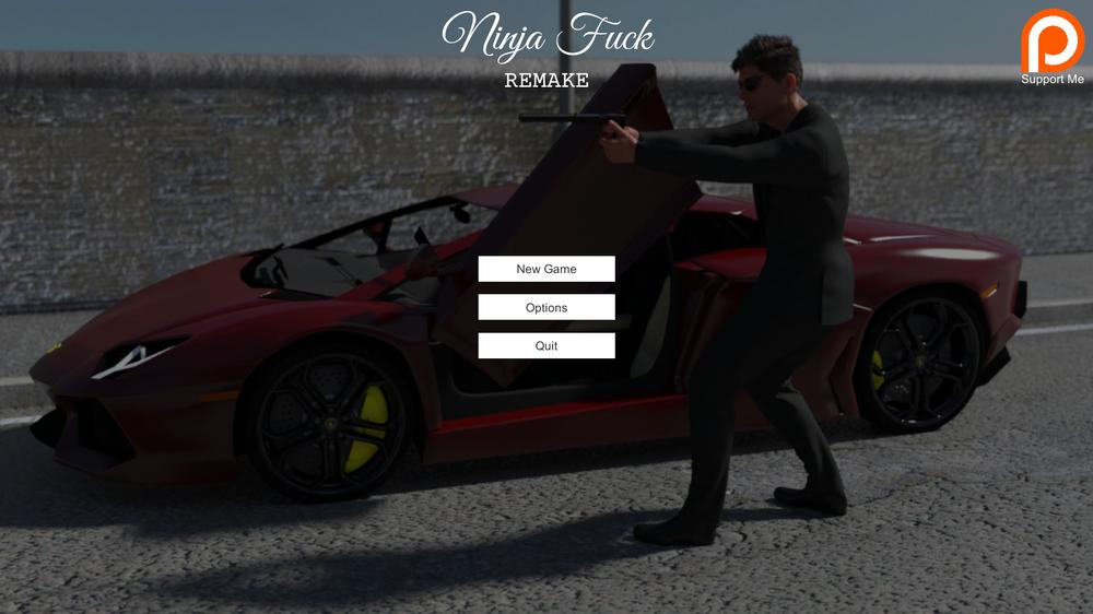 Ninja Fuck - Remake image