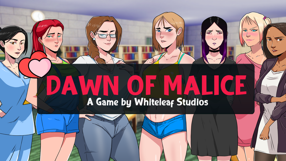 Dawn of Malice - Version 0.05b image