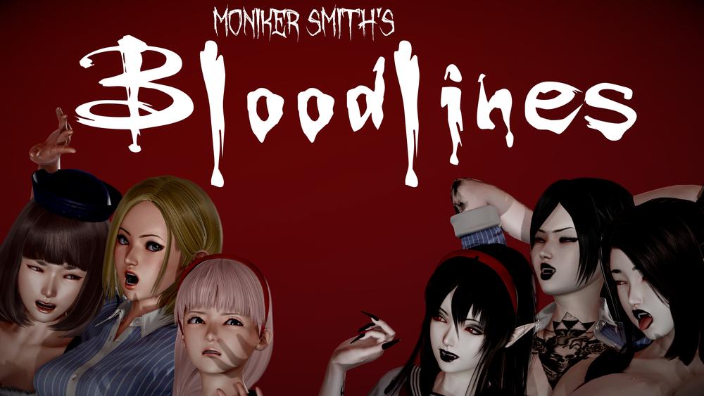 Moniker Smith's Bloodlines - Version 0.012.3 image