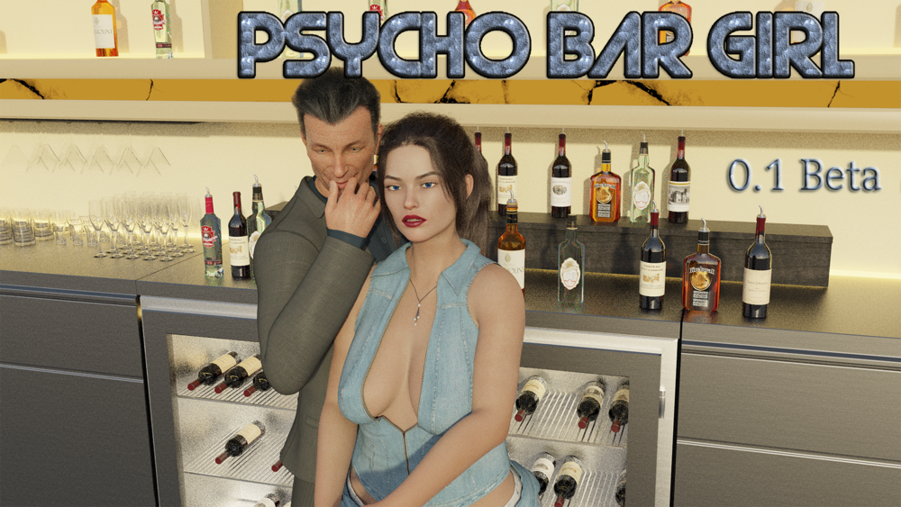 Psycho Bar Girl - Version 0.01 Demo image