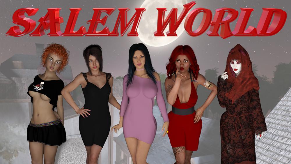 Salem World - Version 0.1 image