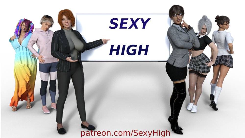 Sexy High – Version 0.3 image
