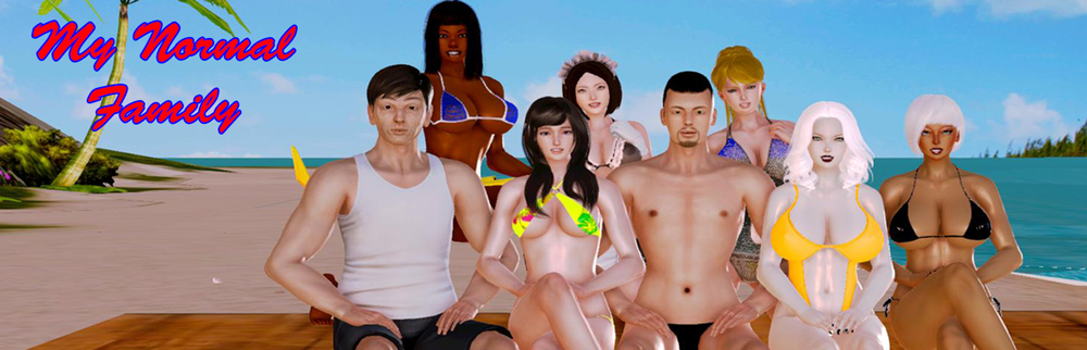 My Normal Family - Version 0.8.0 image