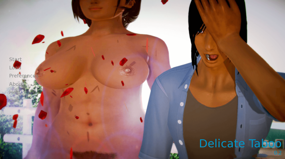 Delicate Taboo - Version 0.8 image