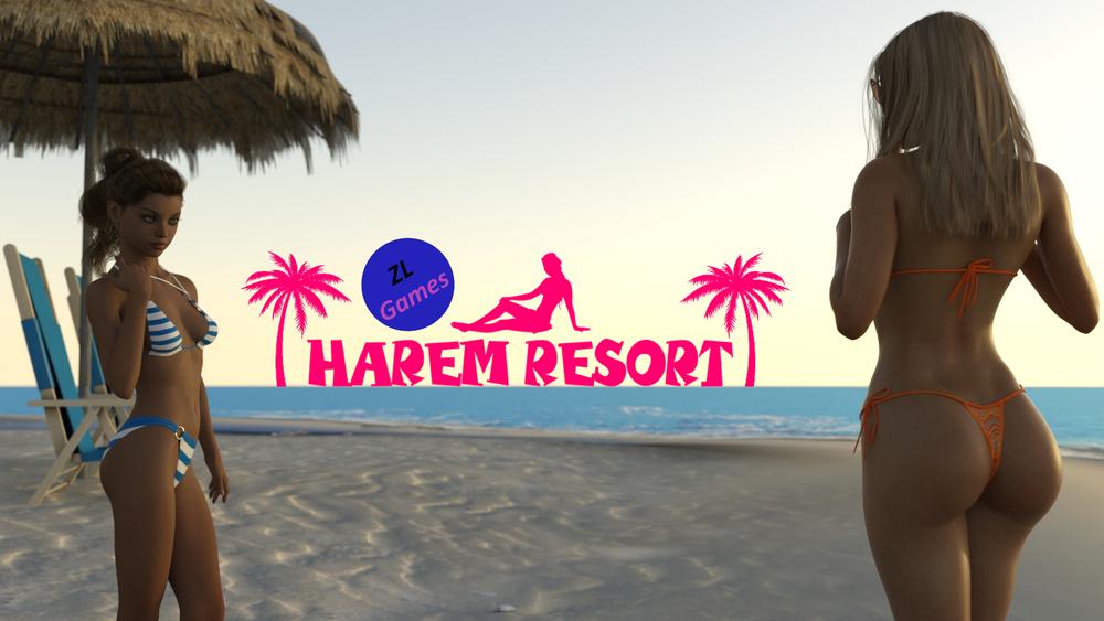 Harem Resort – Version 0.10 image