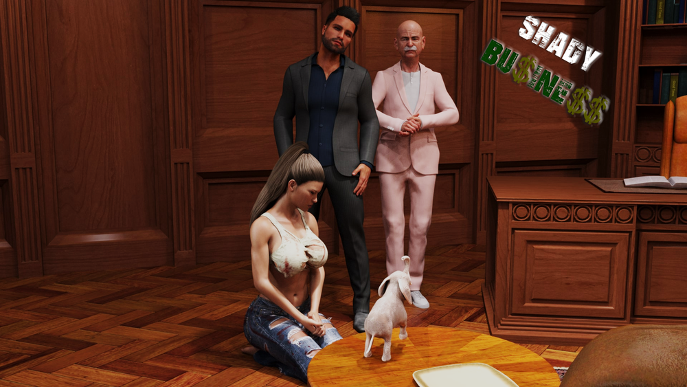 Shady Business – Version 0.3.0 image