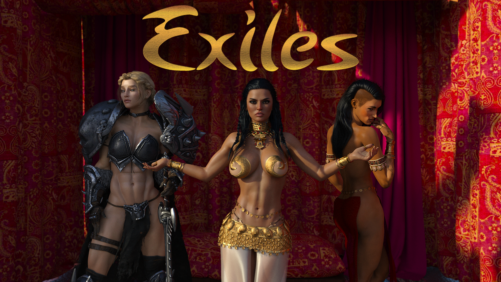 Exiles - Chapter 2 - Version 0.3.1 image