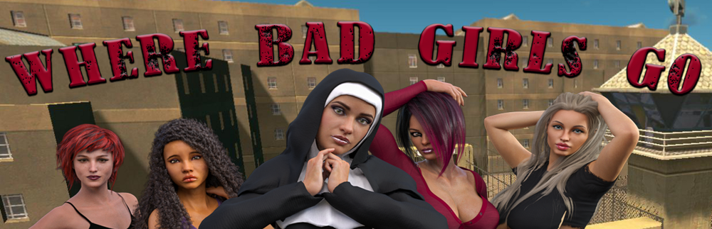Where Bad Girls Go - Version 0.9 Beta image