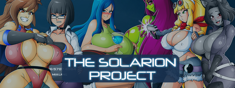 The Solarion Project - Version 0.12 image