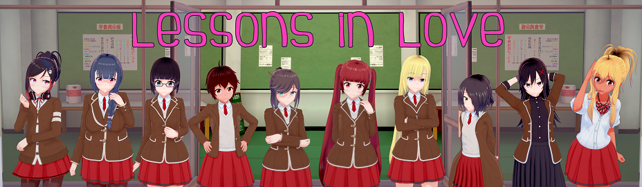 Lessons in Love - Version 0.12.0 Part2 image
