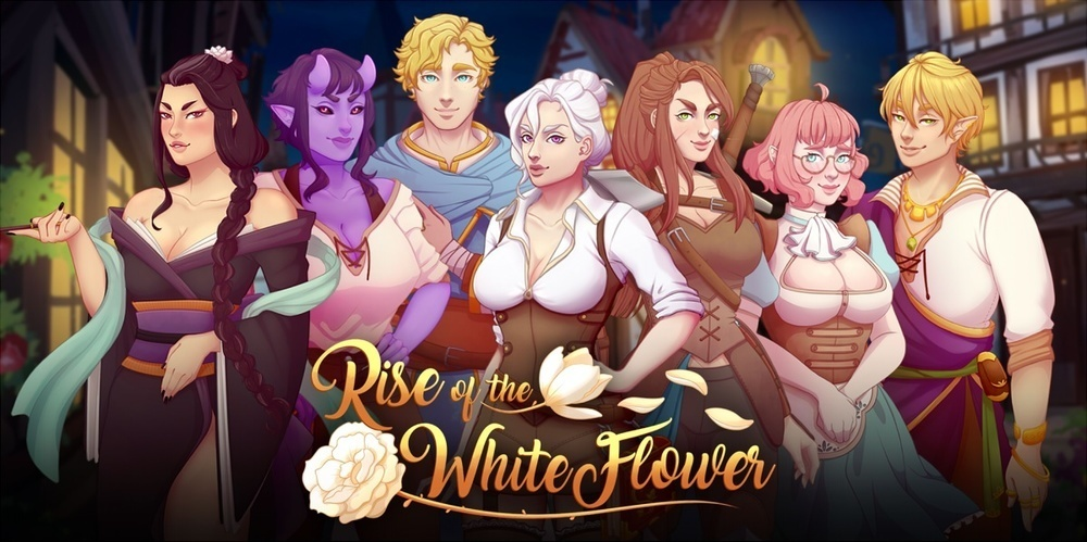 Rise of the White Flower – Chapter 4 image