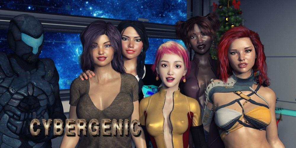 Cybergenic 4: Low Blow Final image